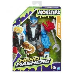 Hero Mashers: Monsters Iron Vulf
