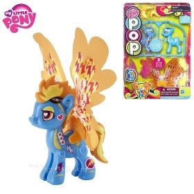 Комплект за декорация My Little Pony Pop, Spitfire