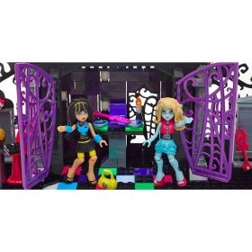 Mega Bloks, Monster High, Graveyard Garden Party 371 pcs