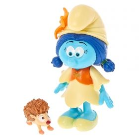 Smurf The Lost Village, Smurf and Animal Friend
