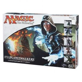 Magic: The Gathering, настолна игра, Hasbro (англ. език)