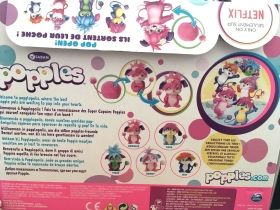 Popples plush, Yikes