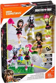 Set de constructie, MEGA BLOKS,Monster High, Fear Squad
