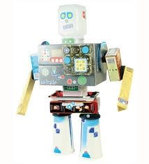 Makedo FInd&make, Robot
