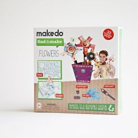 Makedo FInd&make, Flower