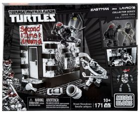 TMNT Street Showdown, 171 pcs