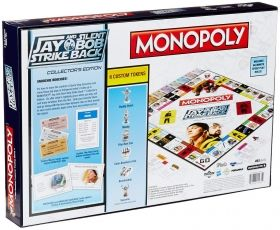 Monopoly, Jay and Silent Bob Strike Again, in english